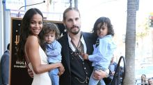Zoe Saldana's 3 Sons Make Rare Public Appearance as They Celebrate Her Walk of Fame Ceremony