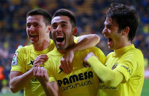 El Villarreal se adelanta 1-0 al Getafe en cuartos de Copa ...