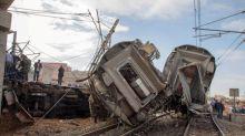 At least seven killed in train derailment in Morocco