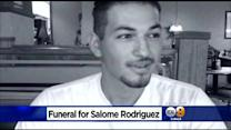 Funeral Held For Man Allegedly Murdered By Former LAPD Officer