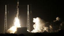 Israel se dirige a la Luna tras lanzamiento de SpaceX