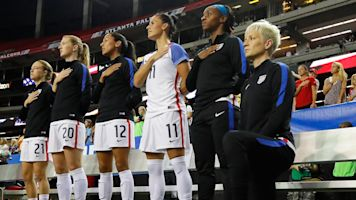 How 'united against racism' is U.S. Soccer?