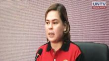 Mayor Sara Duterte-Carpio opposes transfer of Davao Police to Caloocan City