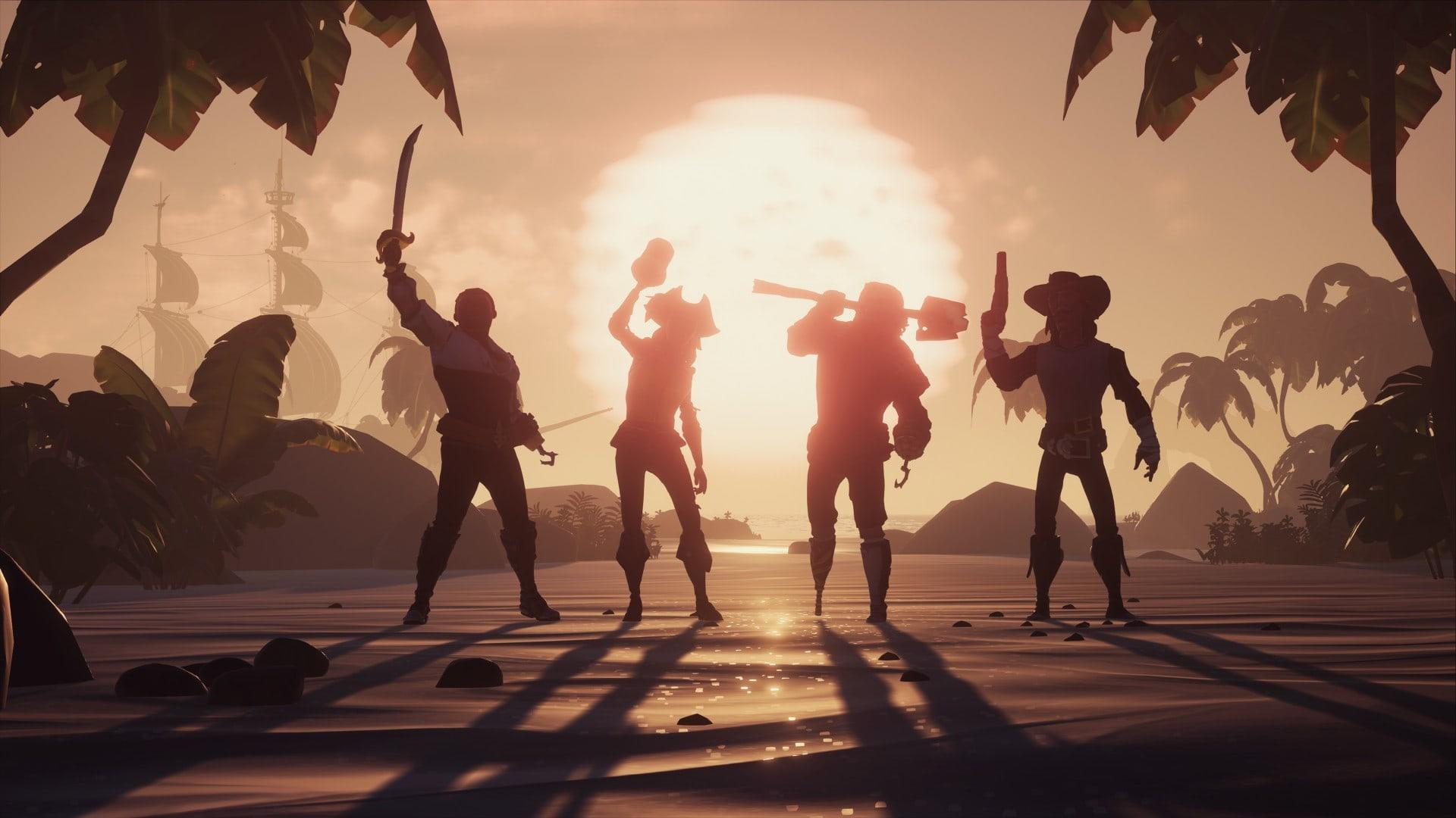 Sea Of Thieves Is Coming To Steam With Crossplay