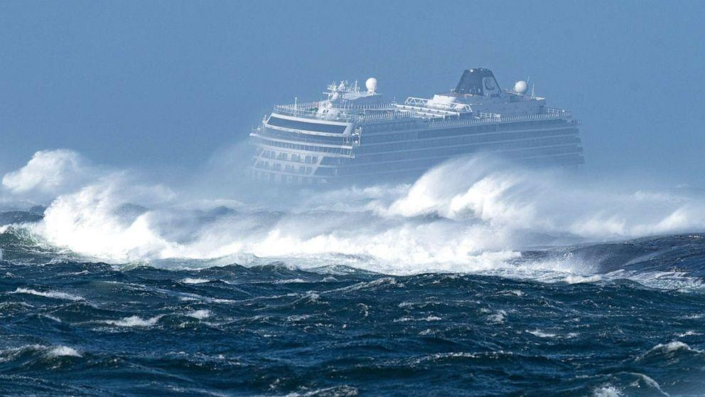 Viking Cruises engine failure off Norway coast prompts ...