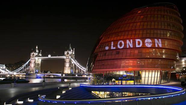 London becomes the latest city to get its own top-level domain