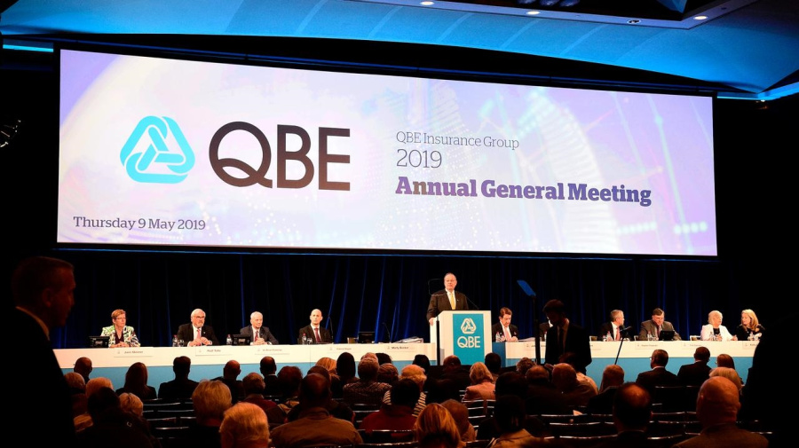 QBE names AXA XL's Jason Harris as new CEO