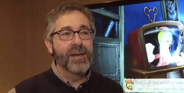 See Epic Mickey 2 in motion and in Warren Spector's words