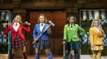 Heathers, Theatre Royal Haymarket, London, review: Packed with talent, but is this jollied-up version sufficiently unsettling?