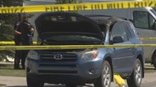 Discovery of man's body in burned SUV not considered suspicious