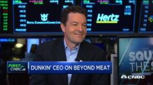 Watch CNBC's full interview with Dunkin' CEO David Hoffman