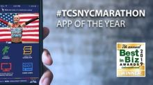 TCS' New York City Marathon App Wins Gold in Best in Biz Awards 2019 International