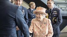 Queen Elizabeth Steps Out for Her First Public Outing Since Prince Harry and Meghan Markle's Exit