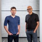 Microsoft invests $1 billion in OpenAI in new multiyear partnership