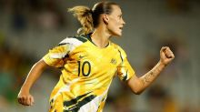 Germany a huge Olympic test for Matildas