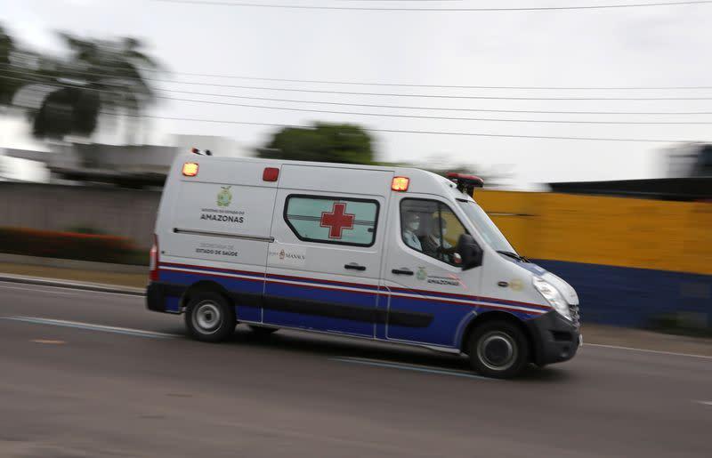 Brazil coronavirus deaths rise above 130,000
