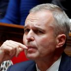 French environment minister quits over spending criticism