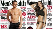 Cristina Pedroche y Dabiz Muñoz protagonizan las portadas de Women's Health y Men's Health