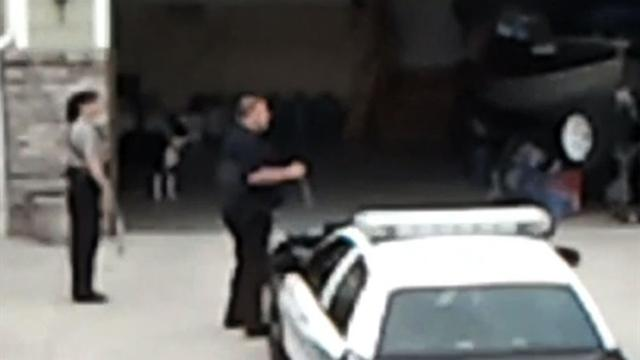 Owner questions police shooting of dog