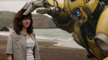 'Transformer' spin-off 'Bumblebee' gets an epic full trailer