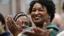 Stacey Abrams says she's open to running as VP on Democratic ticket