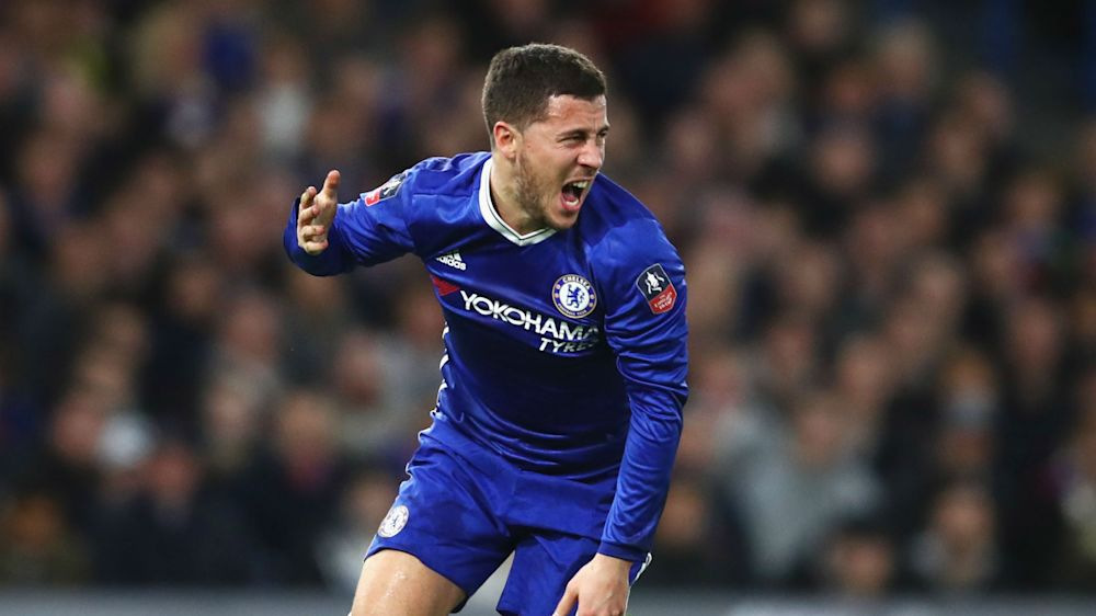 Hazard targets super season with Chelsea and Belgium to make Ballon d'Or dream a reality