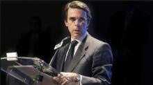 """Aznar, sobre Rivera: """"Para ser presidente no hacen falta efectos especiales"""""""