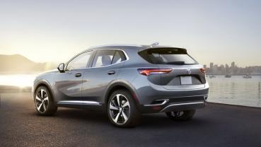 2021 Buick Envision燃油經濟數據揭曉 表現搶眼但僅適於這款車型