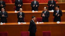 China pushes domestic economy, tech power in five-year plan