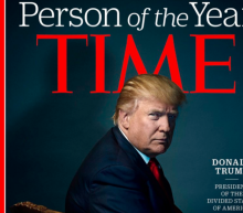 Trump gets Time magazine nod for Person of the Year