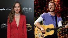 Dakota Johnson and Chris Martin Are Dating