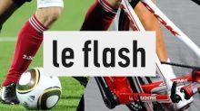 Tous sports - Le flash sports du 3 octobre