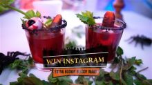 Halloween party host? Win Instagram with extra bloody Bloody Marys