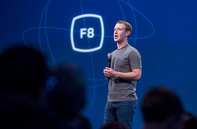 Watch the keynote for Facebook's Developer Conference right here