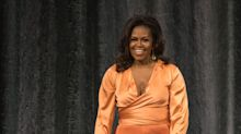 Michelle Obama Shares The Children's Books She Used To Read To Her Daughters