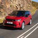 View Photos of the 2020 Land Rover Discovery Sport