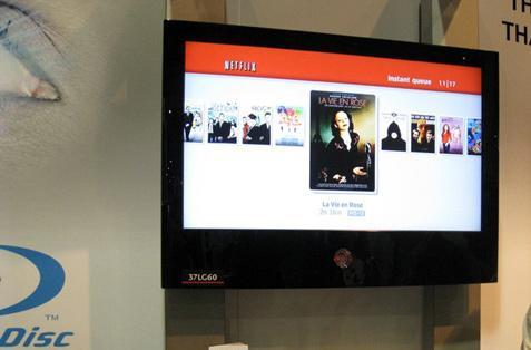 LG's BD300 next in line for HD Netflix streaming