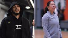 Jayson Tatum shouts out Celtics' Kara Lawson for landing Duke head coach job