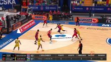 Basket - Euroligue - 4e j. : Le CSKA Moscou s'incline à domicile