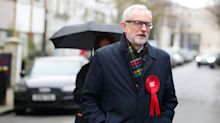 Jeremy Corbyn hints he will leave his role as Labour leader 'in the early part of next year'
