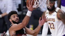 Murray, Nuggets hang on to win, cut Lakers' lead to 2-1
