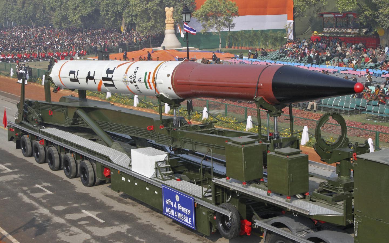 intercontinental ballistic missile india - HD1440×898