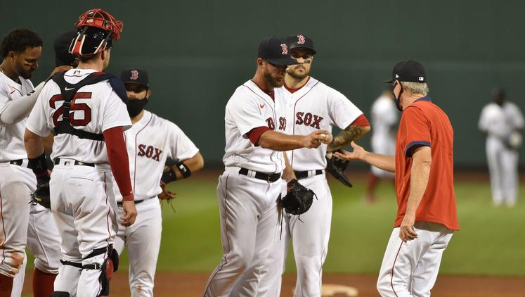 Red Sox vs. Rays highlights: J.D. Martinez homers, but Sox pitching struggles in 8-7 loss