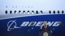 Trump urges 'rebrand' of 737 MAX, Boeing has other ideas