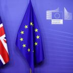 Yet another EU threat, says UK PM's spokesman over French financial services move