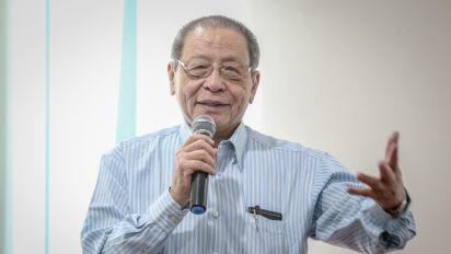 Kit Siang: Good job IGP, now let's solve Teoh Beng Hock's death and find Indira's girl
