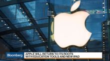 Apple to Release New Low-Cost iPad and Education Software