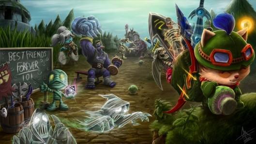 League of Legends enforces 'zero tolerance' policy on test server