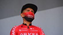 Ciclista colombiano Nairo Quintana niega dopaje en investigación de autoridades francesas