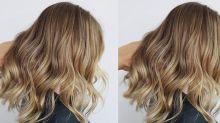 Strandlighting Is The Latest Hair Dye Trend